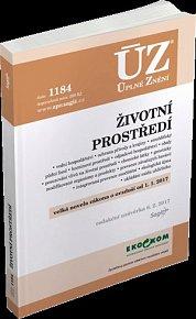 ÚZ č. 1184 - Životní prostředí