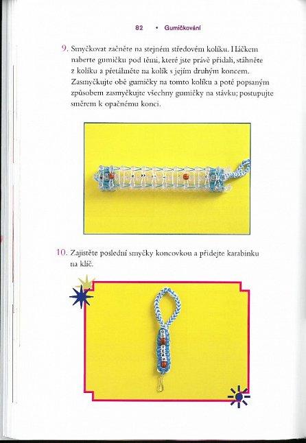 Náhled Gumičkování - 25 naprosto úžasných návrhů; Rainbow Loom
