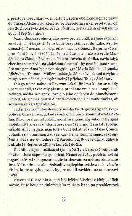 Náhled Pep Guardiola - První rok v Mnichově