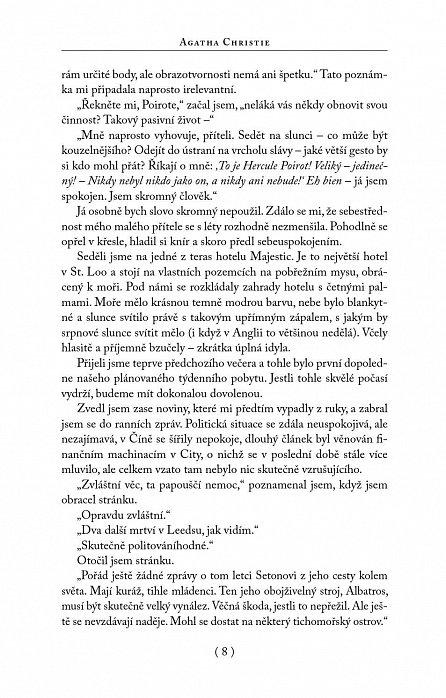Náhled 3x Agatha - Dům na úskalí, Smysluplná vražda, Zkouška neviny