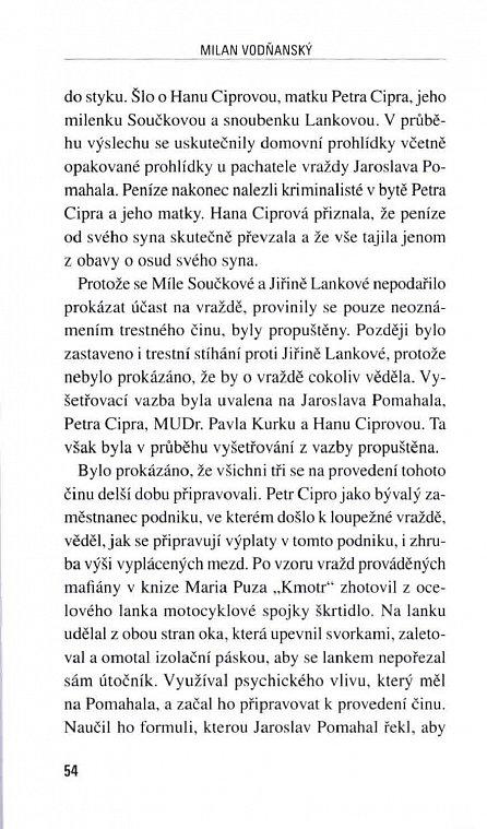 Náhled Staré pražské vraždy - Pražské krimipřípady