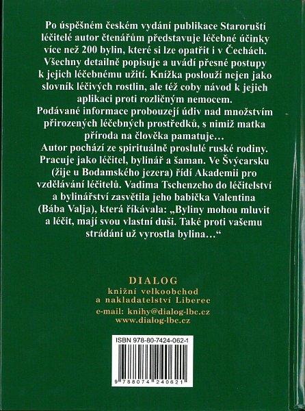 Náhled Staroruské bylinářství