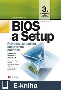 BIOS a Setup (E-KNIHA)