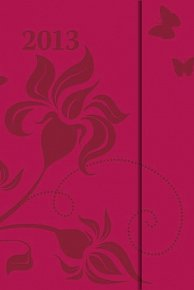 Diář 2013 - Magenta 10,5 x 15,8 - AJ