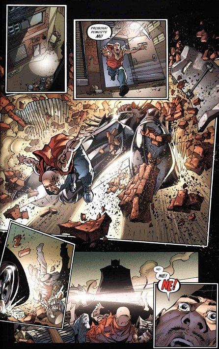 Náhled Batman - Hřbitovní směna