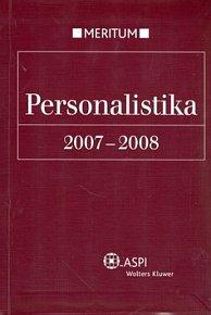 Personalistika 2007-2008