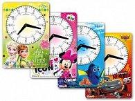 Dětské hodiny s obrázkem Disney mix