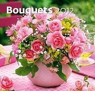 Kalendář nástěnný 2012 - Kytice
