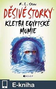 Děsivé storky – Kletba egyptské mumie (E-KNIHA)