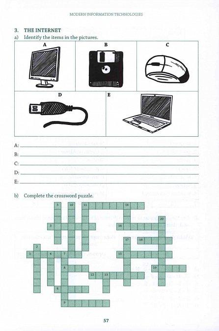 Náhled Cvičebnice angličtiny 2 - Procvičování anglické slovní zásoby