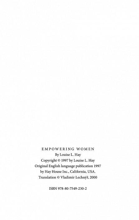 Náhled Síla ženy