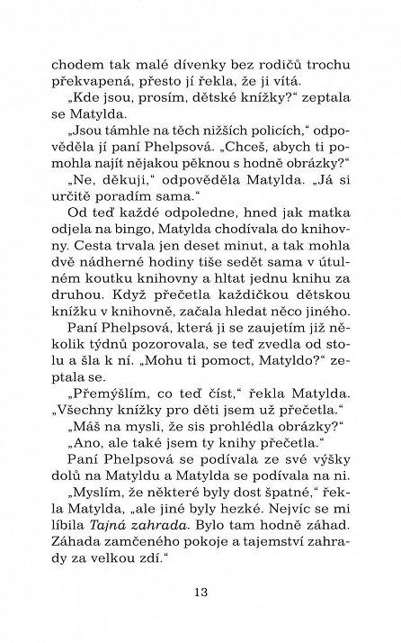 Náhled Matylda