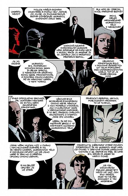 Náhled Hellboy 2 - Probuzení ďábla