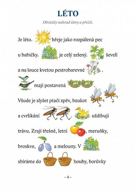 Náhled Malované čtení: Mraveneček Neposeda a jiné příběhy