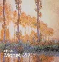 Claude Monet 2008 - nástěnný kalendář