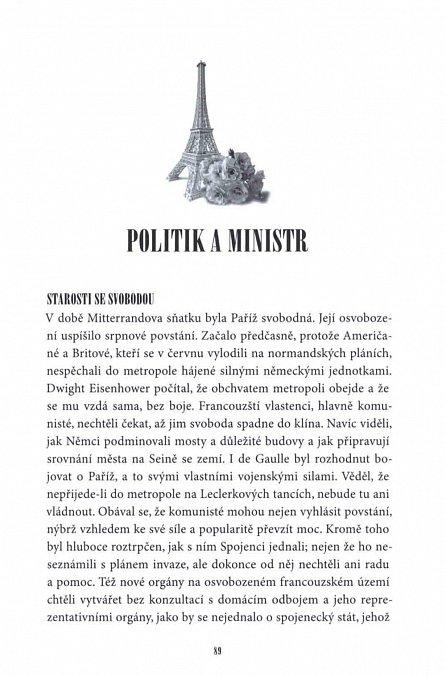 Náhled Francois Mitterrand - Osud velkého muže na pozadí dějin Francie