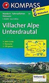 Villacher Alpe - Unterdrautal  64  NKOM