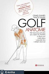 Golf - anatomie (E-KNIHA)