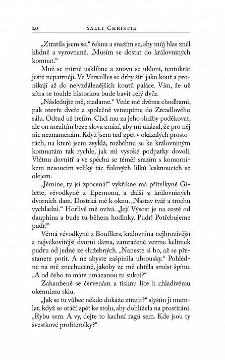 Náhled Sestry z  Versailles