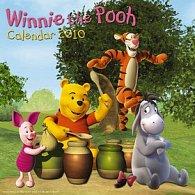 Walt Disney Medvídek Pú 2010 - nástěnný kalendář