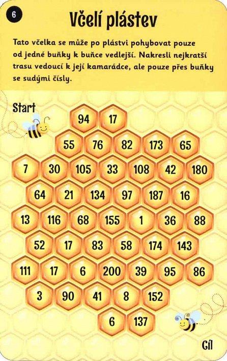 Náhled Hádanky veselé počítání na cesty - Krabička + fix + 50 karet