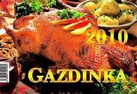 Gazdinka 2010 - nástenný kalendár