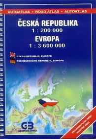 Autoatlas ČR/Evropa