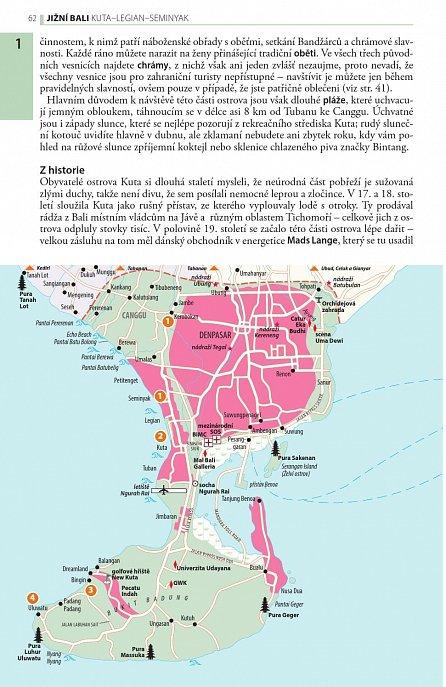 Náhled Bali a Lombok - Turistický průvodce