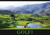 Golf 2016 - nástěnný kalendář