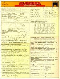 Algebra karta