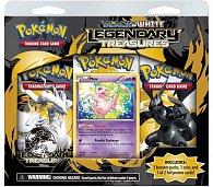POKÉMON: BW11 Legendary Treasures - 3 Pack Blister (1/24)