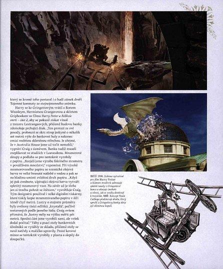 Náhled Harry Potter - Magická místa z filmů