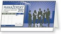 Kalendář stolní  2012 - Manažerský s citáty, 25 x 12,5 cm