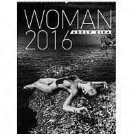 Kalendář nástěnný 2016 - Woman - Adolf Zika,  48 x 64 cm