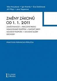 Změny zákonů od 1. 1. 2011