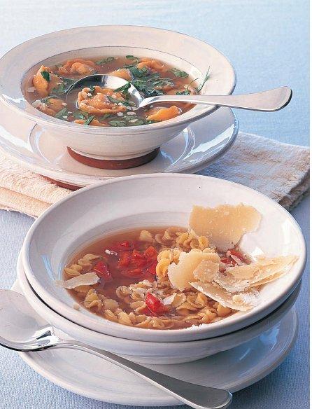 Náhled Hřejivé polévky pro tělo i duši
