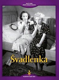 Švadlenka - DVD (digipack)