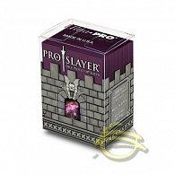 UltraPro: PRO-Slayer DP Sleeves - obaly na karty, tmavě červená