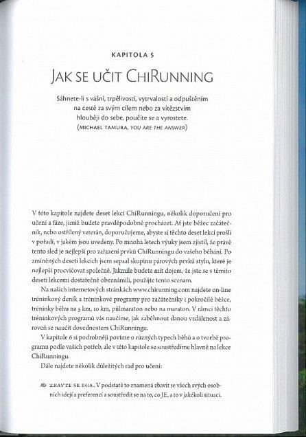 Náhled ChiRunning - Revoluční přístup k běhání bez námahy a zranění