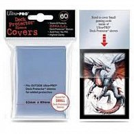 UltraPro: Small DP Sleeve Covers 60ct