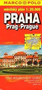 Praha plán 1:20T