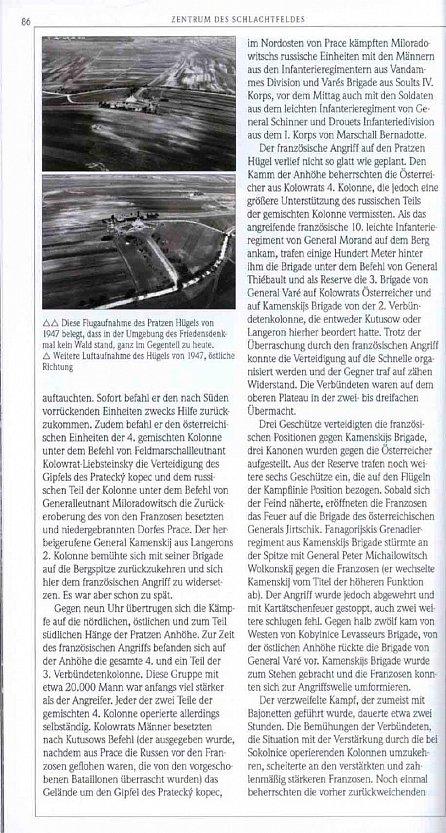 Náhled Das Schlachtfeld von Austerlitz – Führer durch die Landschaft der Drei-Kaiser-Schlacht