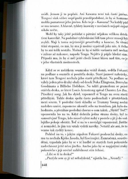 Náhled 1Q84: Kniha 1 + Kniha 2