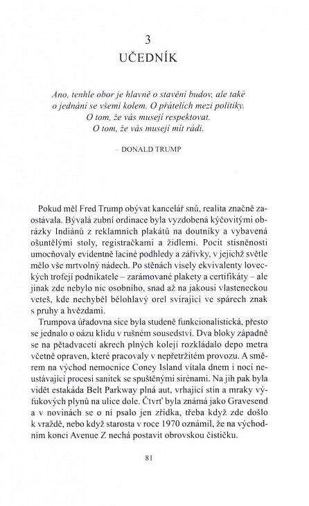 Náhled Donald Trump - Nespokojený