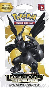 POKÉMON: BW11 Legendary Treasures - 1 Blister Boo (24)