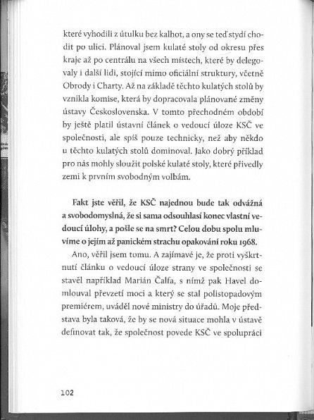 Náhled Miroslav Štěpán - Můj život v sametu aneb Zrada přichází z Kremlu