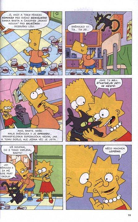 Náhled Simpsonovi - Velká zlobivá kniha Barta Simpsona