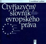 Čtyřjazyčný slovník evropského práva