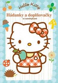 Hello Kitty Hádanky a doplňovačky