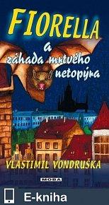 Fiorella a záhada mrtvého netopýra (E-KNIHA)
